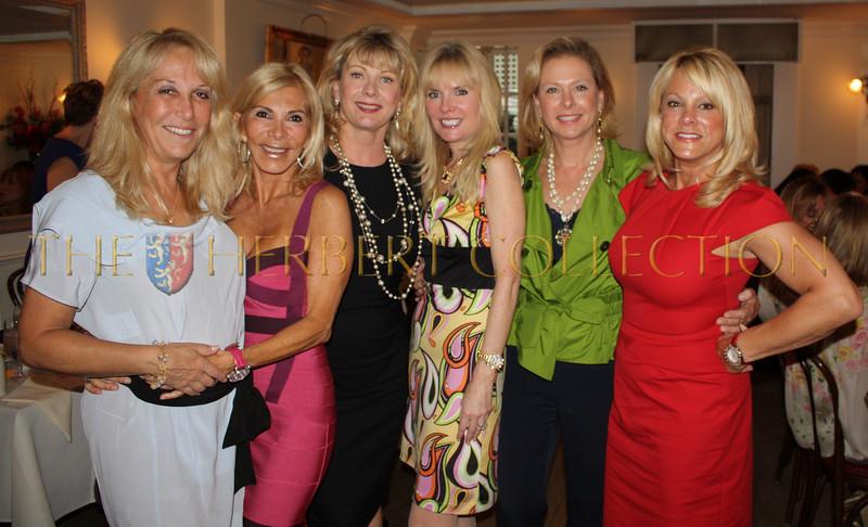 Missy Lubliner, Andrea Wernick, Paola Rosenshein, Colleen Rein, Pamela Morgan, Iris Schwartz