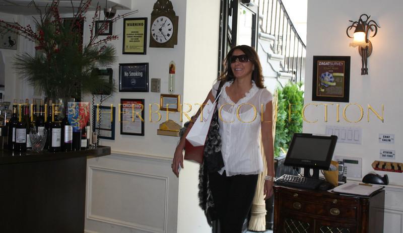 SURPRISED, CAROL Enters Restaurant!!!!!!!