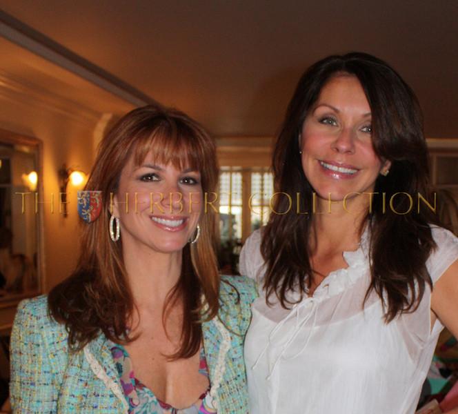 Carol Press and Jill Zarin: Housewives of New York
