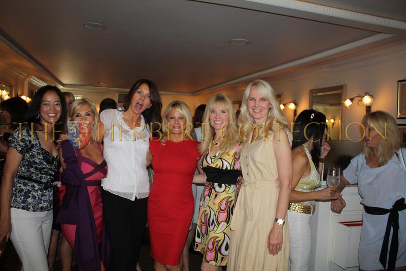 Cassandra Seidenfeld Lyster, Andrea Wernick, Carol Press, Iris Schwartz, Colleen Rein, Sara Herbert-Galloway