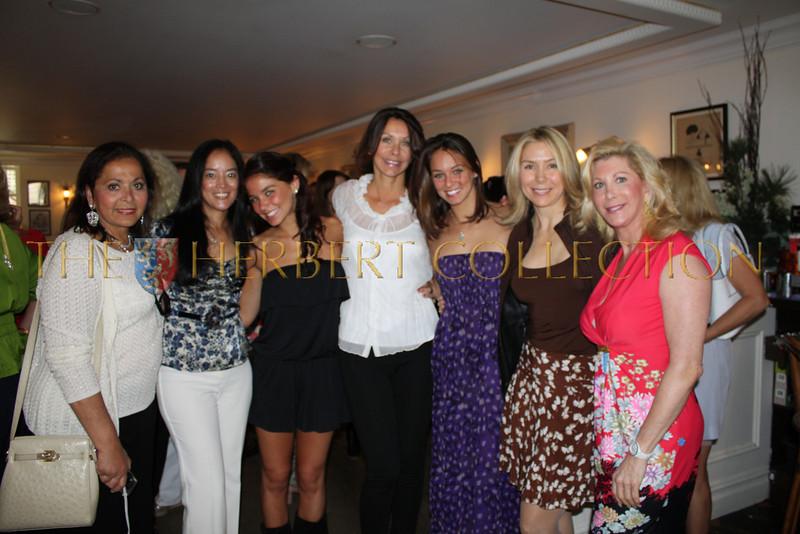 Noreet Haase, Cassandra Seidenfeld Lyster, Lauren with Carol Press and Danielle , Jacqueline Murphy Stahl, Michelle Walker