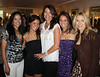 Cassandra Seidenfeld Lyster, Lauren, Carol, and Danielle Press (mother and daughters), and Jacqueline Murphy Stahl