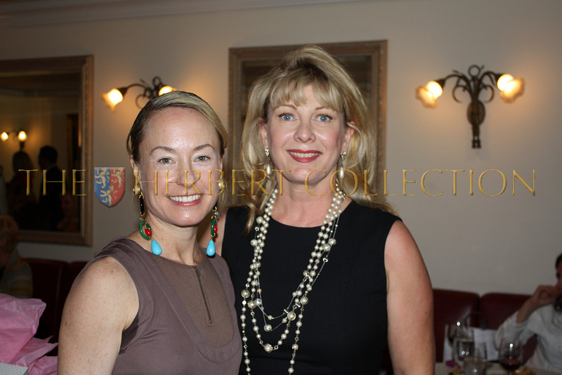Robin Cofer and Paola Rosenschein