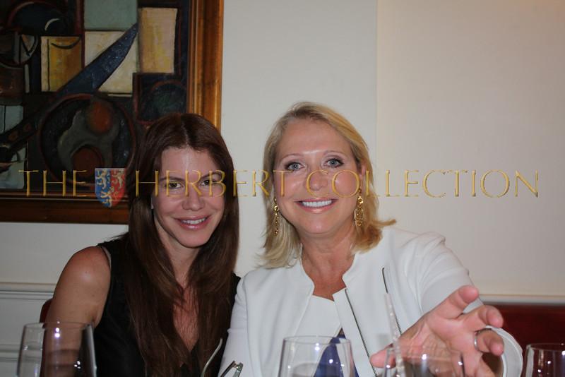 Lisa Sinclair and Suzan Kremer
