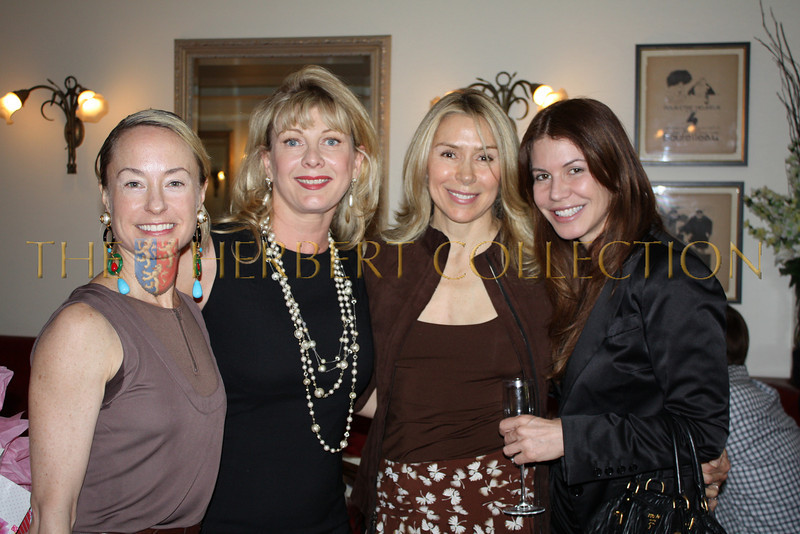 """Robin Cofer, Paola Rosenshein, Jacqueline Murphy Stahl and Lisa Sinclair<br /> <br /> Lisa Sinclair: """"Wishing you a VERY HAPPY BIRTHDAY! May you have a wonderful day."""""""