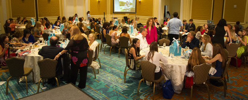 Symphonettes 2014 Breakfast at Tiffany's Charity Auction