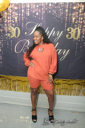 TEE TEE'S GLAMUROUS 30TH B-DAY