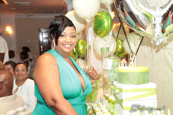TRAY LUV 50TH Birthday Celebration 6-13-2014