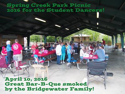 TSP Spring Creek Picnic 4/10/16