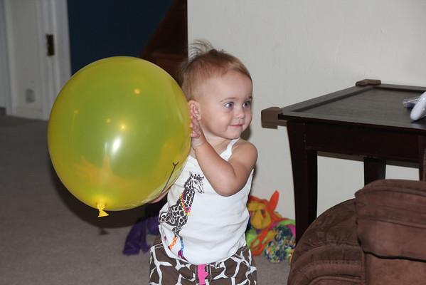 Talia's First Birthday (Full Set)