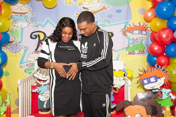 Tarlyn & Marcus Baby Shower