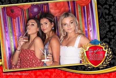 Taylor's Cinco de Mayo Grad party