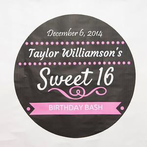 Taylor's Sweet 16 Bday Party