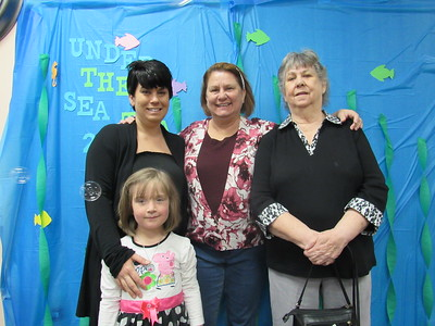 Mother's Day Tea - Under The Sea 2016
