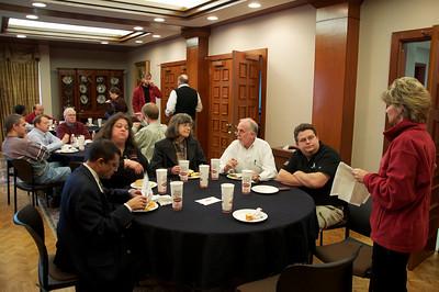Technology Luncheon, Winter 2010