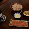 Gravlax, Mustard-Dill Sauce and Rye Slices