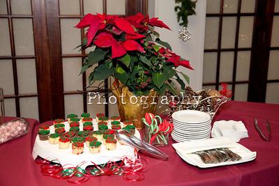 The Greens Santa Party