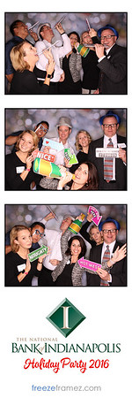The National Bank of Indianapolis 2016 Holiday Party