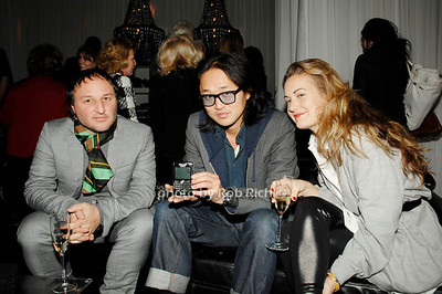 Markos Drakotos, Daniele Kim and Joanna Kunze