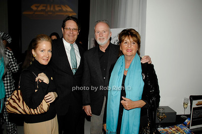 Cindy Witter, Jeremy Weisen, Gerry Byrne and Beverly Camhe