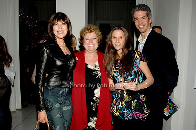 Lauren Day, Catherine Saxton, Julie Brown and Peter Brown