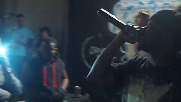 Video Clips: Mista Lawnge performs at Do Rich Things Snapback Launch at the Ave, Venice Beach 5.17.2014