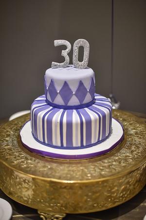 Thirtieth Birthday Party
