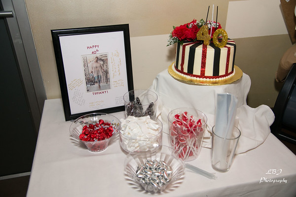 Tiffany's 40th Birthday
