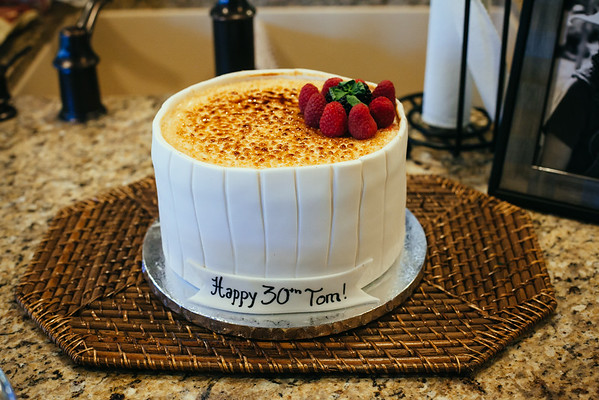 Tom's 30th Birthday Party