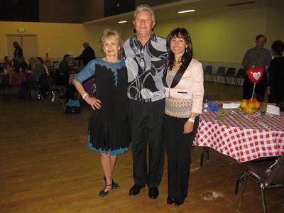 Cindy, Vern & Maggie