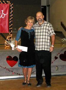 Novice - 1st Place  Cindy & Scott