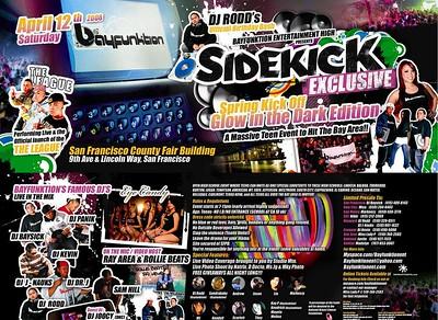 *UPDATED* Sidekick Exclusive --- 4/12/08