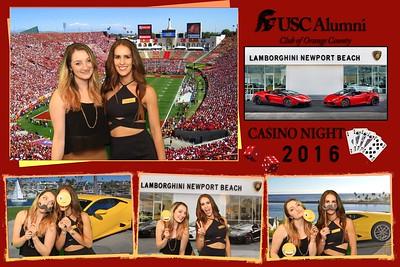 USC Casino Night 2016