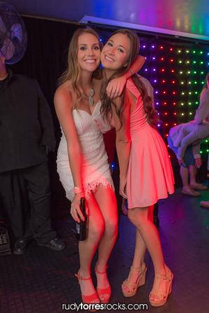 USC's Kappa Alpha Thetas at V Lounge, Santa Monica 4.17.2015