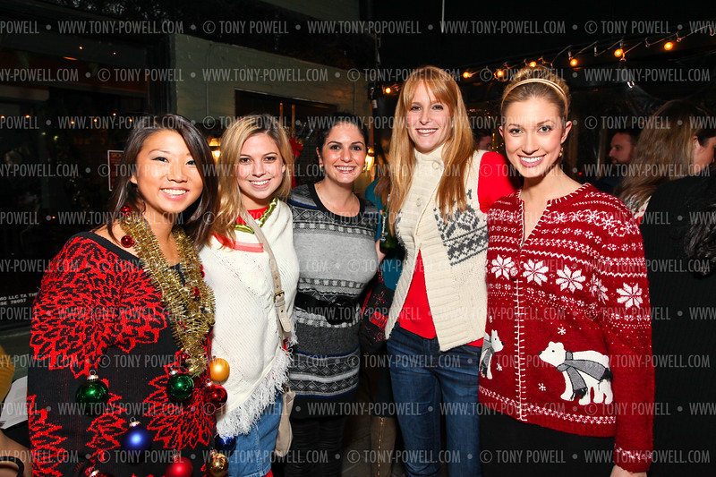 © Tony Powell. Ugly X-Mas Sweater Party. 12.9.09