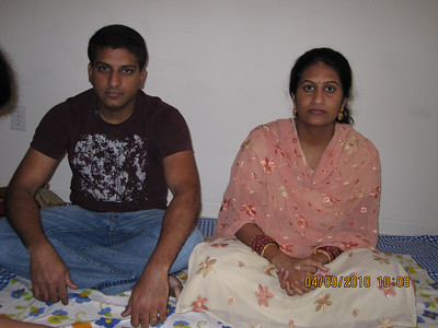 Vadibiyam & Sidhu Cradle ceremony