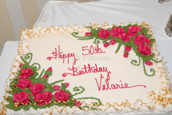 Valarie Howard's 50th