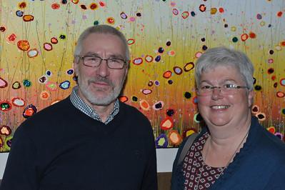 Roger en Carine (Familie Rosa).