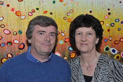 Rudi en Rosette* (Collega werk Patrick).