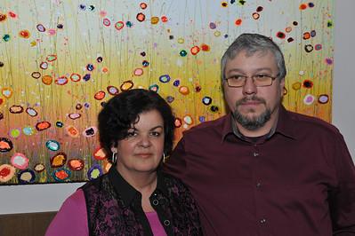 Katia* en Rudi (Collega werk Patrick).