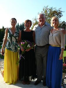 Grete, Viivi, Riho, Rika
