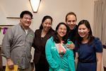 Warren, Deborah, Isabela, Chris and Elaine