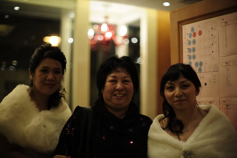 Connie, 媚媚 and BoBo