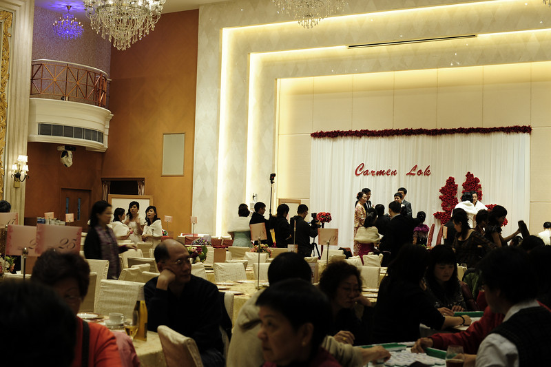 Photo of Carmen and Lok's Wedding Dinner