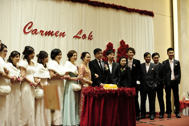 Photo of Carmen and Lok's Wedding Dinner