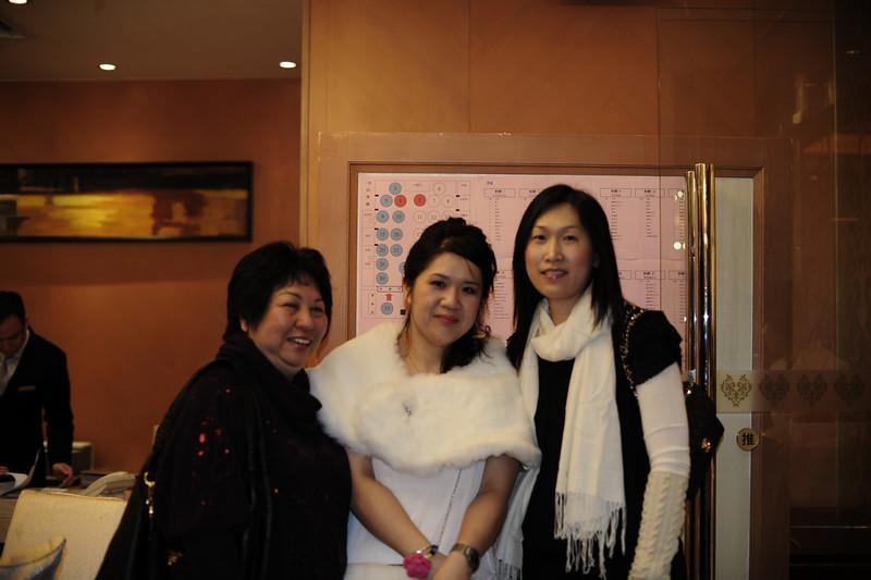媚媚, Connie and Peggy