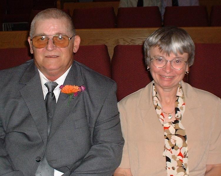 Gene and Judy