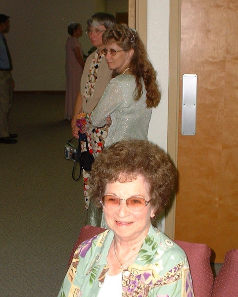 Judy Lynn, Cyndy, and Grandma (Irene)