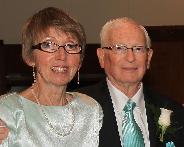 Jim and Kathi Bondurant - Wedding Day