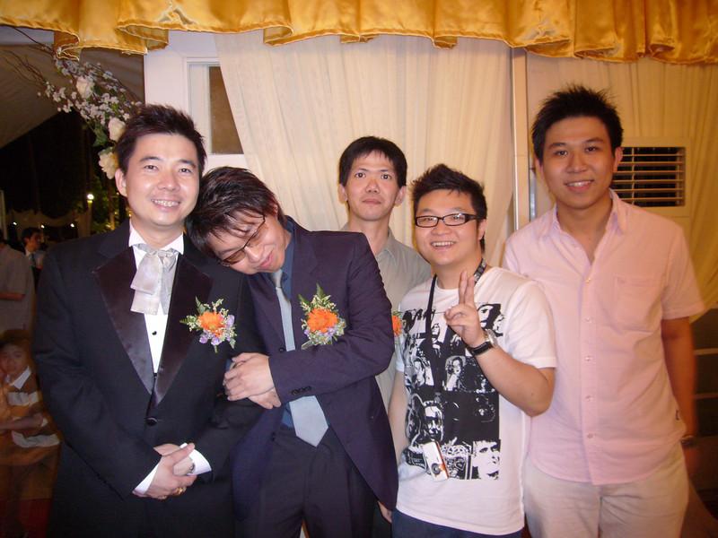 P1000656 <br /> Kelvin, Raymond, 炳, Hei and Carlos
